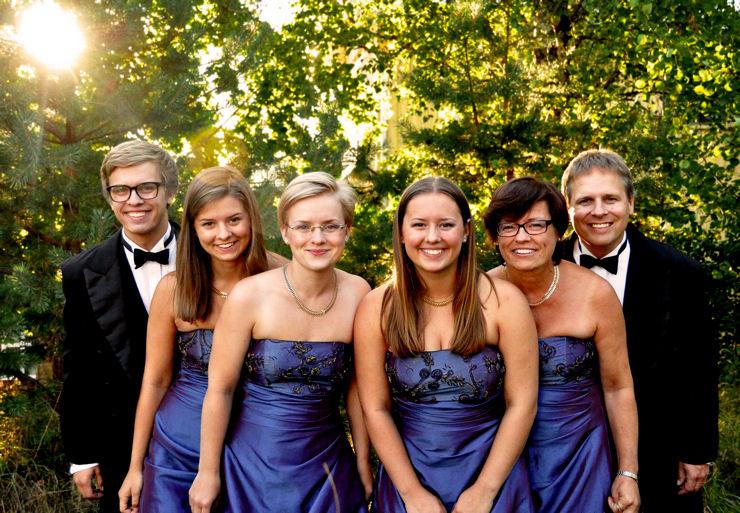 Familjen Hellgren
